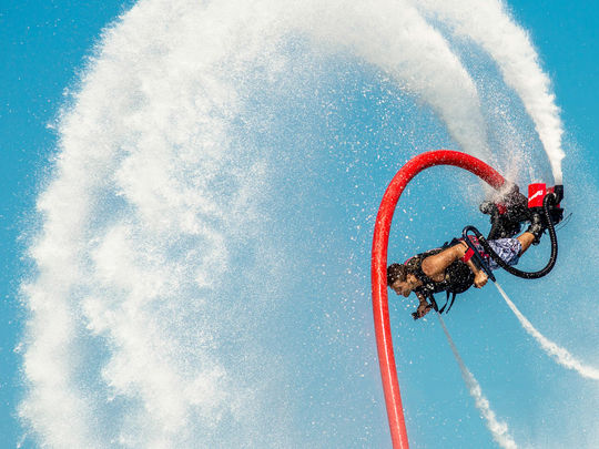 Flyboard Consultant